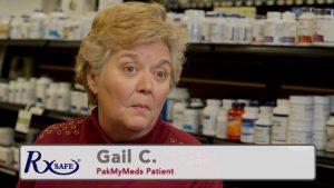 Real PakMyMeds patient Gail